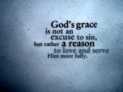 No Excuse to Sin
